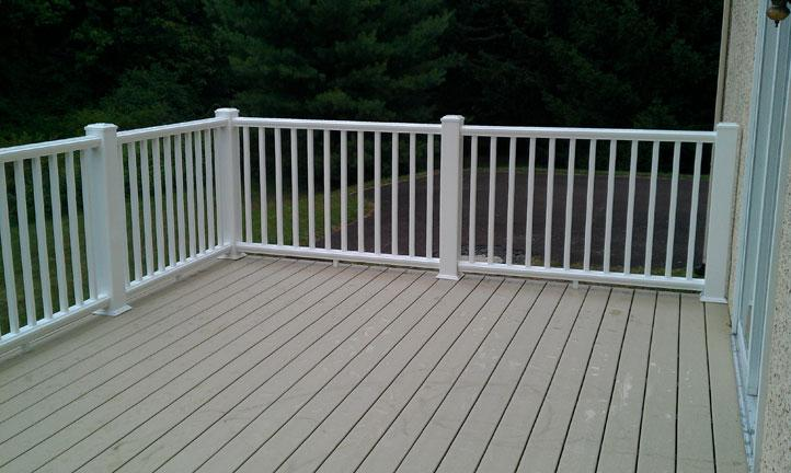 Another View Of This New Maintenance Free Deck