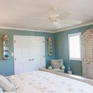 Master Bedroom and Home Office - Cape May, NJ