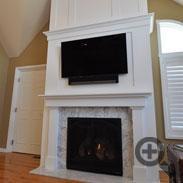 Schwenger Fireplace - Cape May, NJ